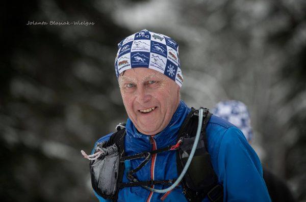 Czapka Zimowy Maraton Bieszczadzki