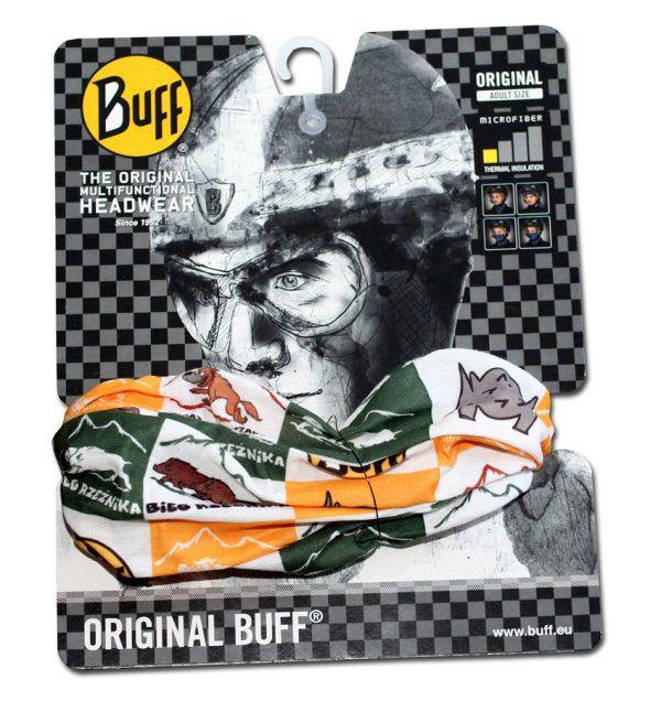 Rzeźnicki Buff - chusta wielofunkcyjna