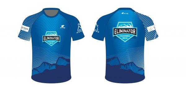 Eliminator t-shirt męski