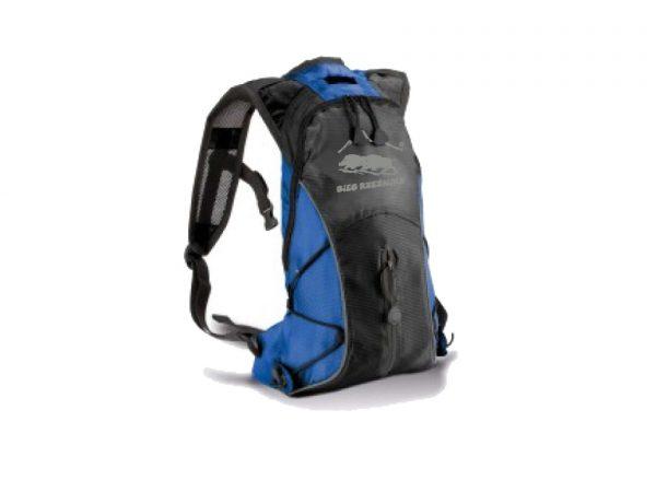 Rzeźnicki plecak niebieski
